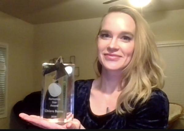 Chiara Remotish Star Award