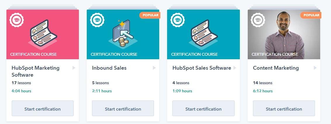 hubspot certifications_hubspot agency pricing