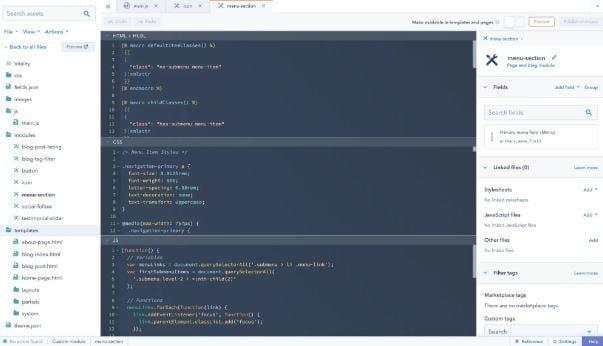 Developers_HubSpot CMS Hub