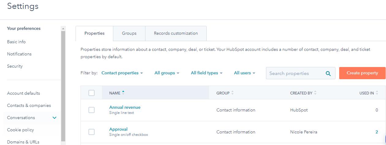 contact properties_hubspot crm system