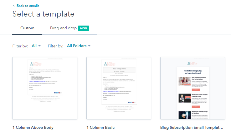 Email templates_email marketing tools