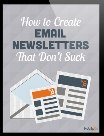 Hubspot guide_email newsletter