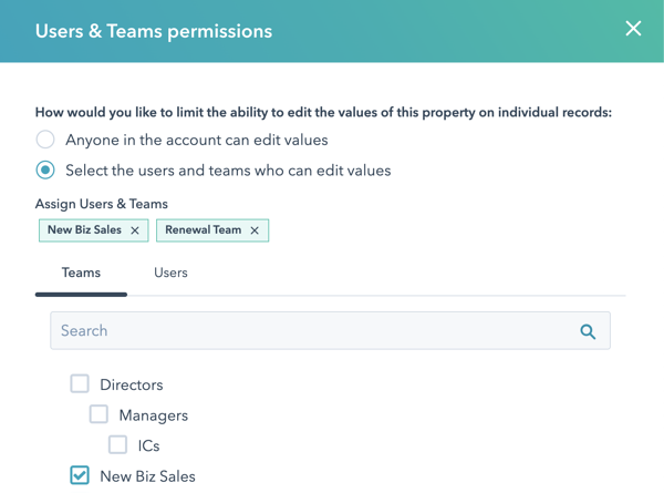 Ensure Proper Access with Field Level Edit Permissions_hubspot product updates
