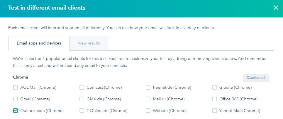SEO Strategy_test emails