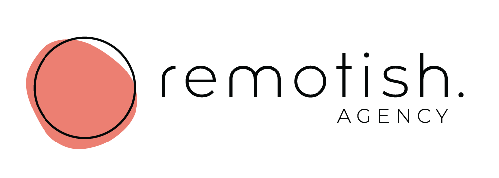Remotish-logo-horizontal-color