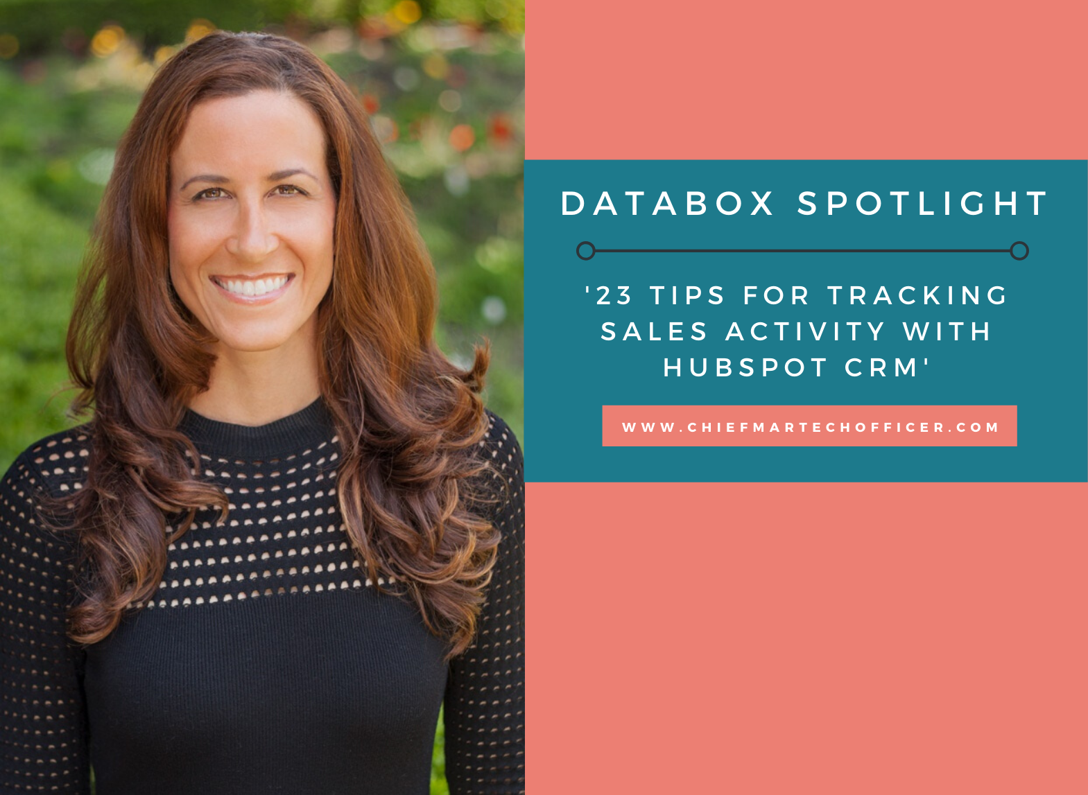 23 Tips for Tracking Sales Activity with HubSpot CRM