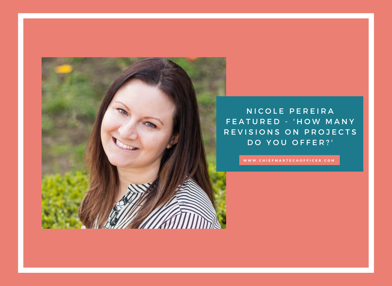 Nicole Pereira_How Many Project Revisions