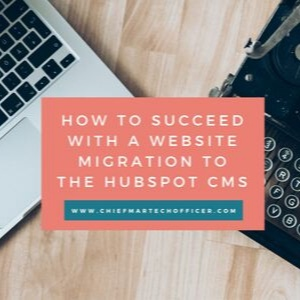 Hubspot CMS Website Migration